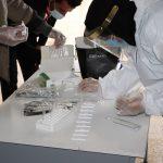 تست کرونا(RT-PCR COVID 19) کارکنان اداری مدیریت آموزش وپرورش شهرستان باشت