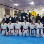 کلاس استاژ داوری کاراته دربخش کومیته در دهدشت برگزار شد/+تصاویر